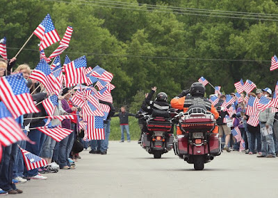 Kyle Petty Charity Ride Across America Raises $1.3 Million for Charity #NASCAR