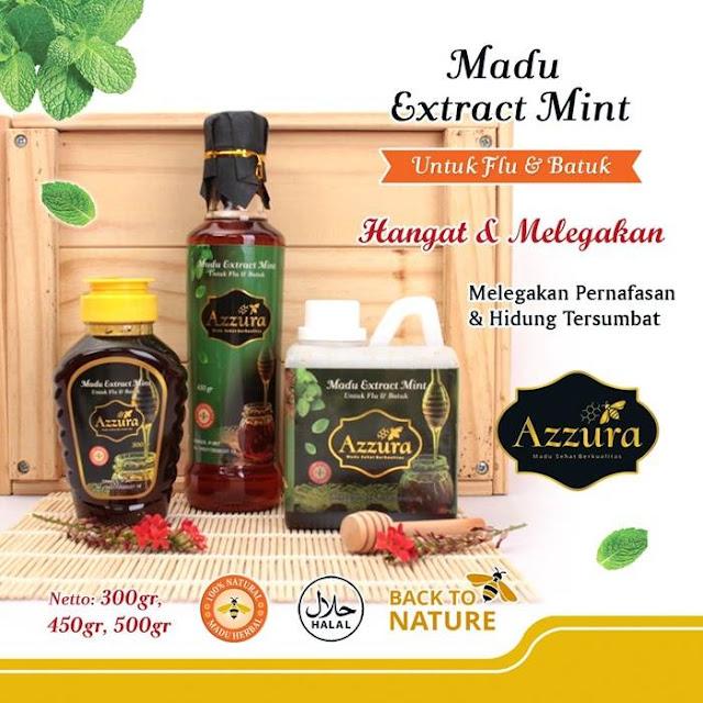 Madu Azzura Extract Mint