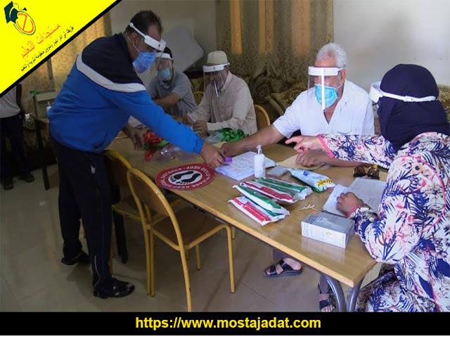 توزيع مواضيع امتحانات الباك وسط تعزيزات أمنية وحملات لفائدة أطر الحراسة
