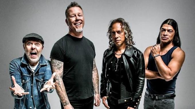 Metallica celebrará 40 años con eventos especiales