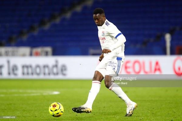 Oficial: Olympique Lyon, renueva Diomandé renueva hasta 2025