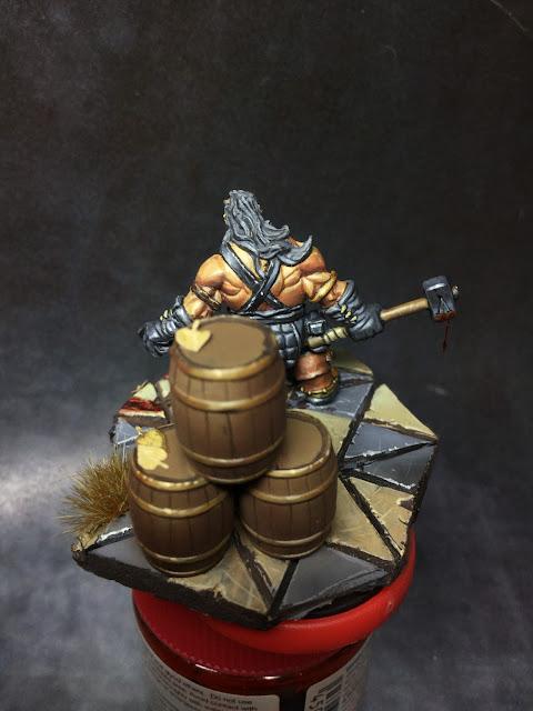 Samson Zombicide