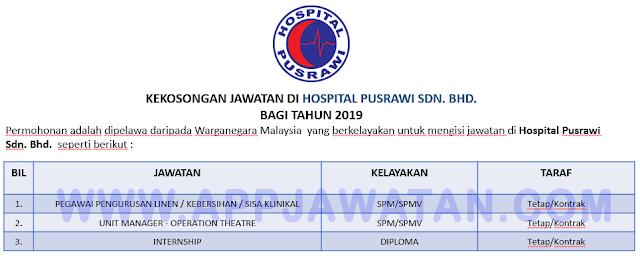 Hospital Pusrawi Sdn. Bhd.