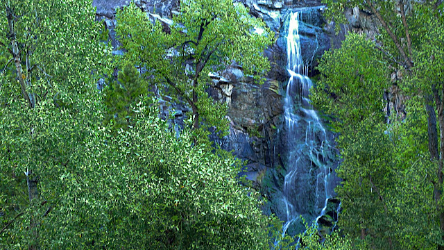 Another set of waterfalls in Spearfish Canyon SD...
