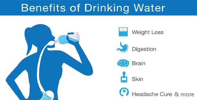 5 Manfaat Air Bagi Kehidupan Manusia