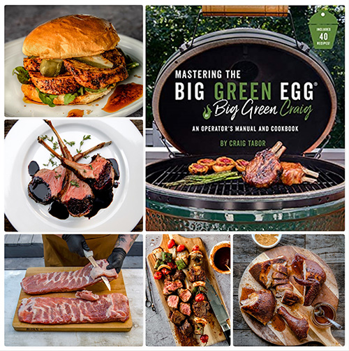 Book Review of Mastering The Big Green Egg