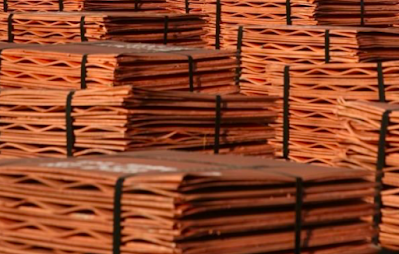 Precio del cobre se mantiene en niveles históricos