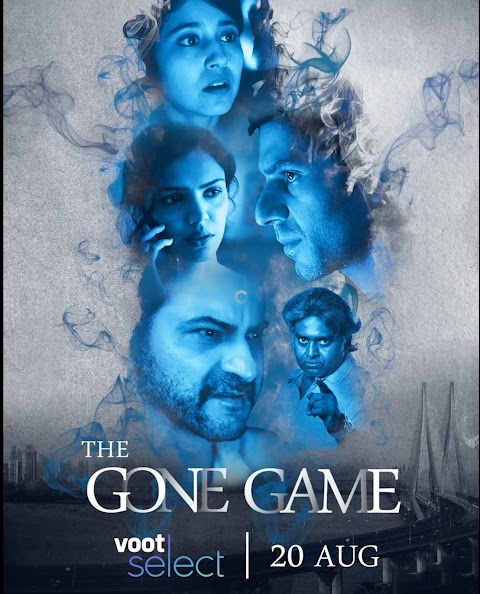 THE GONE GAME 2020 SEASON 1 COMPLETE