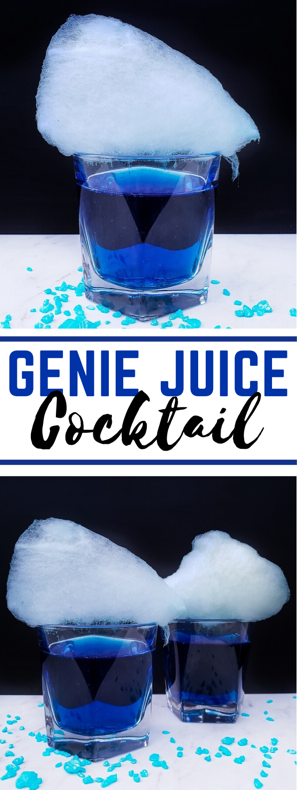 Genie Juice Cocktail #drinks #partydrink