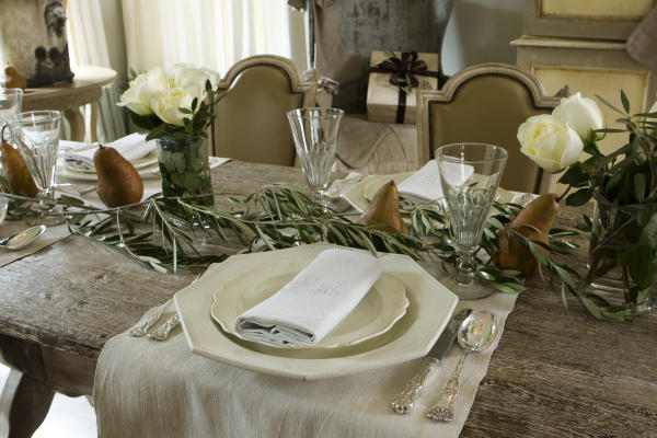 image result for Pam Pierce interior design French farmhouse Swedish beautiful dining room