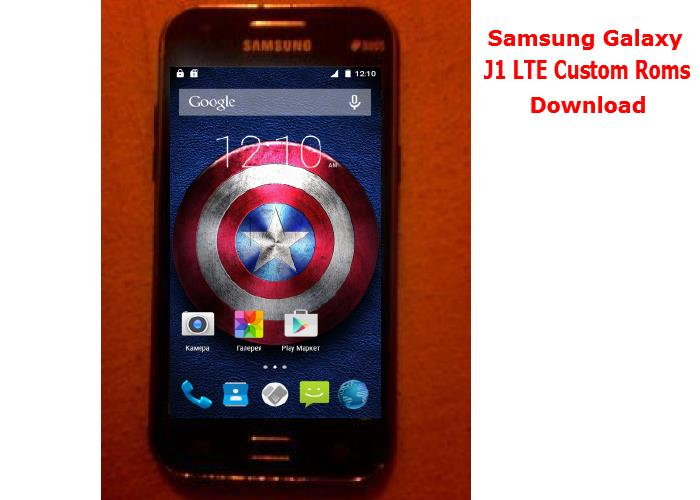 Download][Firmware] All Samsung Galaxy J1 LTE Custom Roms