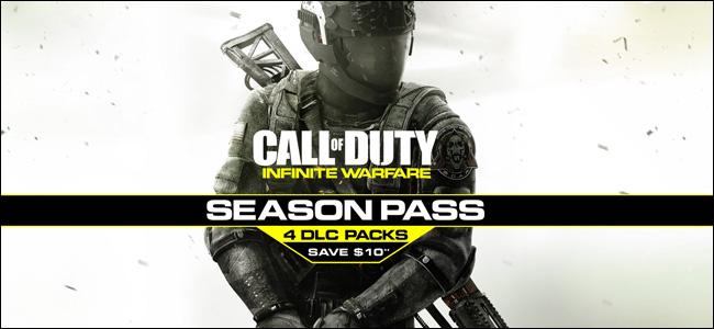 """إعلان عن تذكرة موسم """"Call of Duty"""" بما في ذلك أربع حزم DLC."""