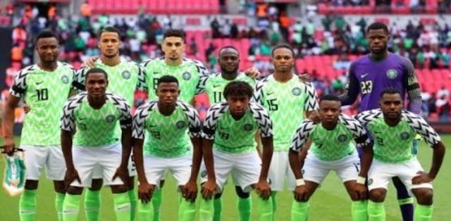 2022 FIFA World Cup: Nigeria draw Cape Verde, Liberia, CAR