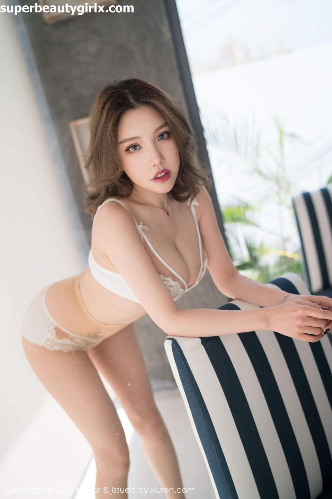 MiStar-Vol.310-Huang-Le-Ran-Superbeautygirlx.com