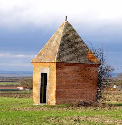 Cabanes de vignes d'Auvergne