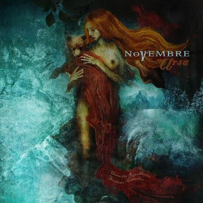 novembre - ursa - cover album  - 2016