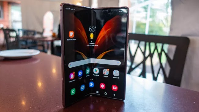 Samsung Galaxy Z Fold 3 Coming With Under-display Camera Full-screen Experience