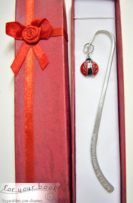 regalo laurea segnalibro incisione