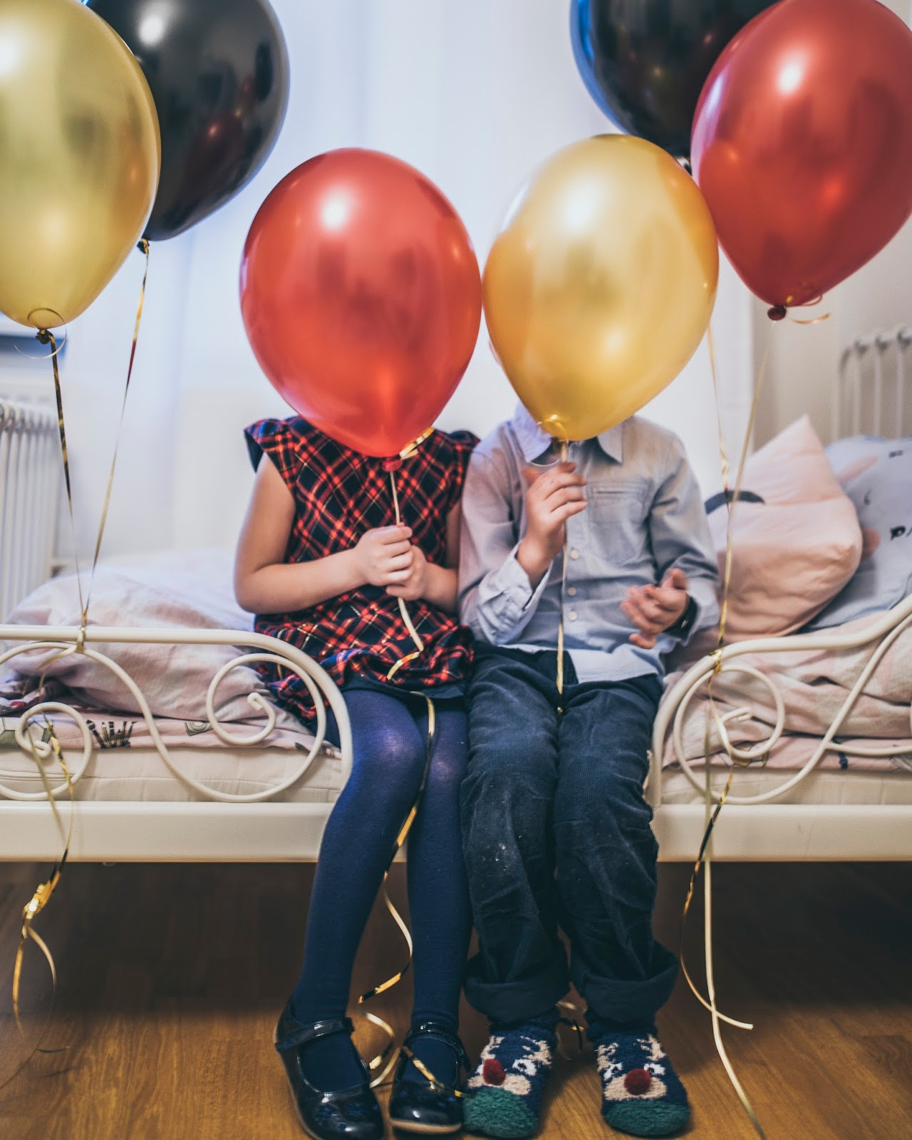 kids party balloons celebration photography