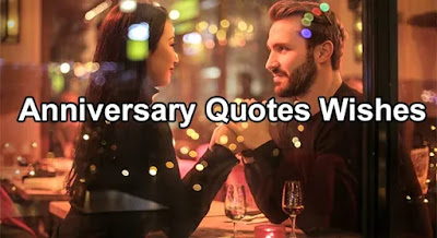 Anniversary Quotes Wishes In English