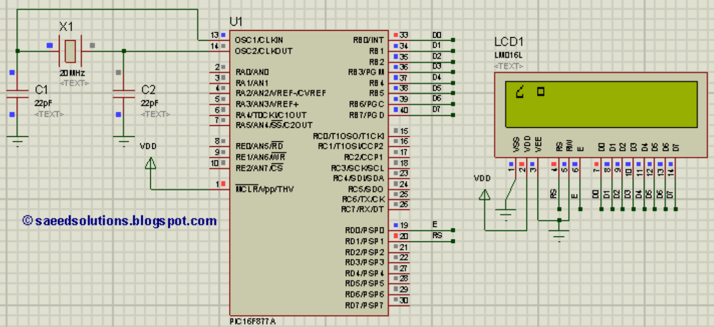 Figure 1 8051 Dac Circuit Using Dac0808 Click To Enlarge