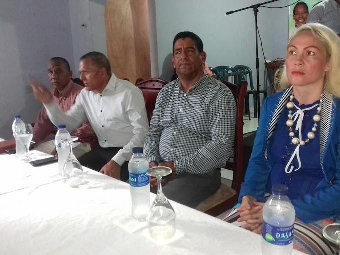 Agroempresarios de Pedro Brand gestionan préstamo gubernamental para producción diversos rubros