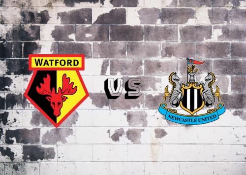 Watford vs Newcastle United  Resumen