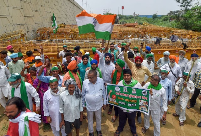 Farmers get green signal to protest at Jantar Mantar – with some riders