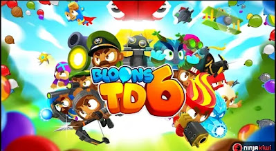 Bloon TD 6 v25.1 MOD APK [Unlimited Money/XP, Unlock All] Download Now