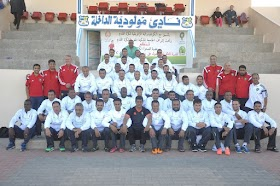 تنظم عصبة الصحراء لكرة القدم دورة تكوينية للحصول على رخصة د
