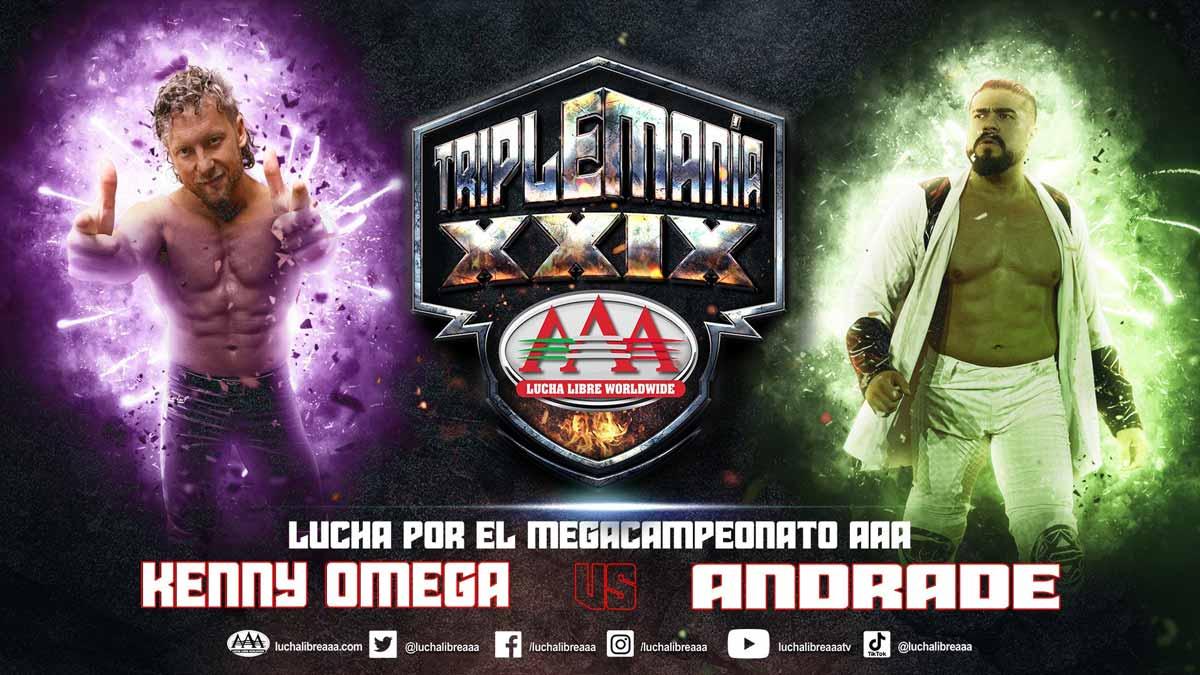 Cobertura: AAA Triplemanía XXIX – Aquele que reinará!