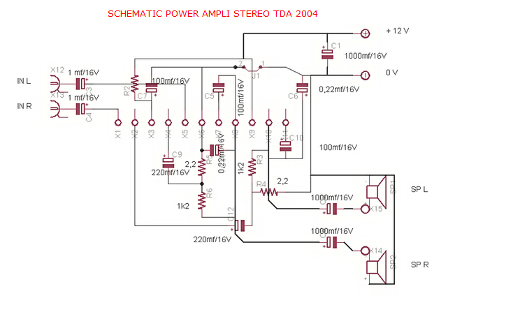 meservice schematic power ampli stereo ic tda 2004power ampli stereo ic tda 2004