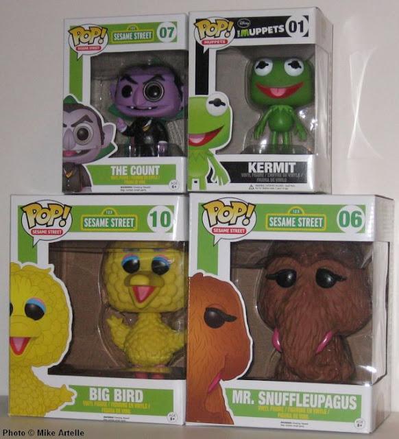 Mikey S Muppet Memorabilia Museum New Jim Henson Pop