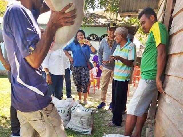 TP4D Kejaksaan Tinggi Maluku Pantau Distribusi Pupuk di Buru