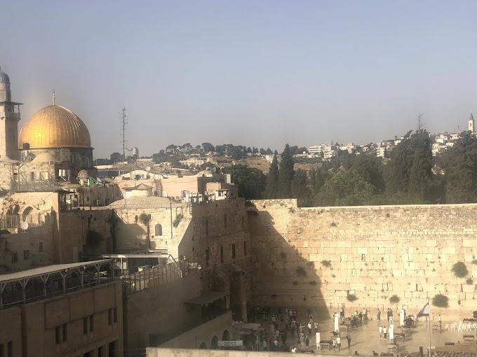 İsrail ve Filistin Güncesi 4. Gün - Bir Günde Üç Din