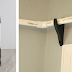 DIY Curtain Rods out of PVC Pipe