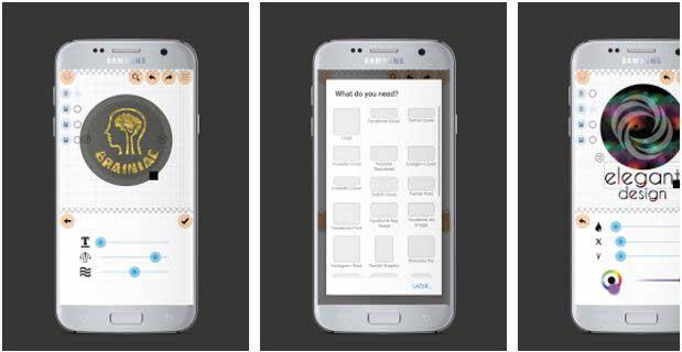 Aplikasi Pembuat Logo Terbaik untuk Android dan iOS Gratis