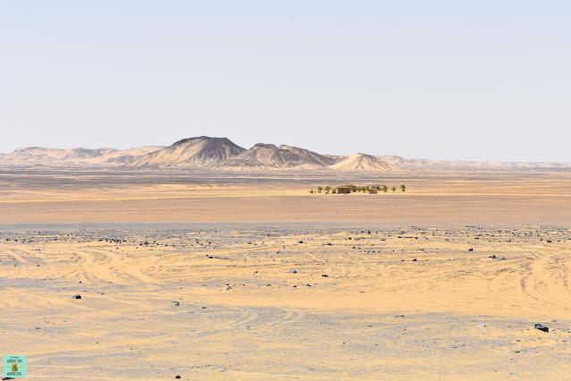 Excursión al Desierto Negro de Egipto