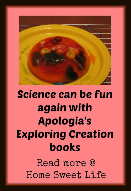 Apologia, Exploring Creation Series, Anatomy & Physiology