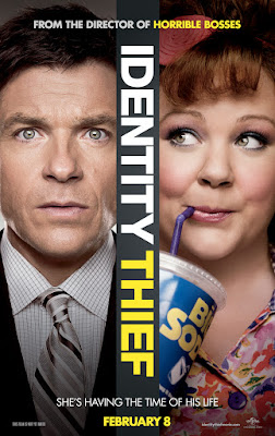 Identity Thief Poster