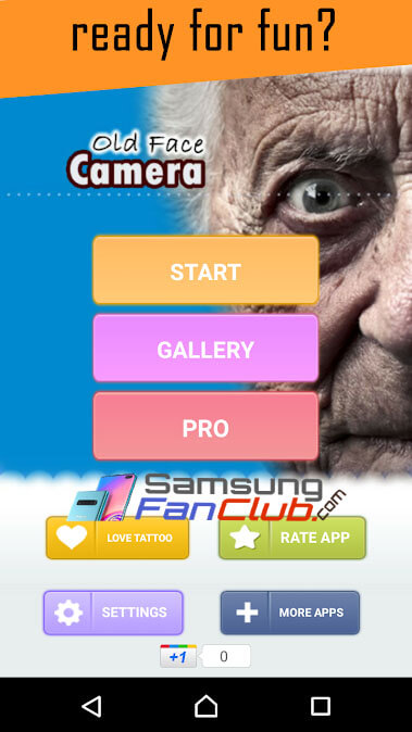 Top 5 Best Apps to Make You See Your Old Age Face on Android Samsung Galaxy S10 Plus