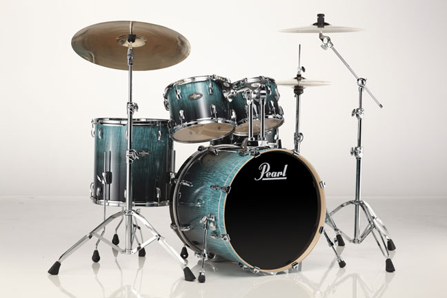 Pearl Vision Birch Artisan Ii Series Drum Set Find Your
