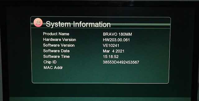 ECHOLINK BRAVO 180MM METAL GX6605S HW203.00.061 NEW SOFTWARE WITH WIZARD SERVER OPTION