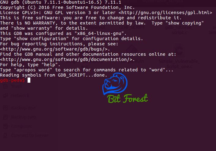 GDB tutorials - debug/disassemble C programs using gdb In Linux - Part 1