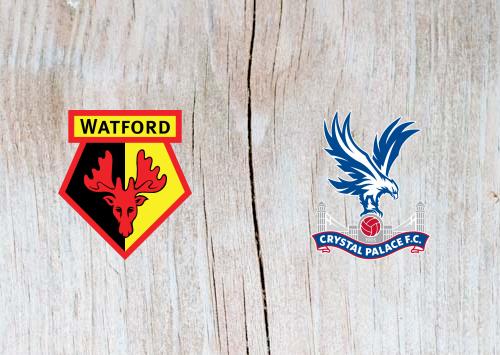 Watford vs Crystal Palace - Highlights 16 March 2019