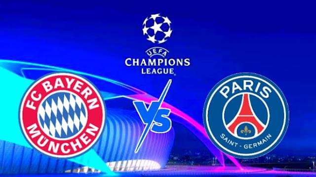 بث مباشر مباراة بايرن ميونخ وباريس سان جيرمان اليوم 23-08-2020 دوري أبطال أوروبا