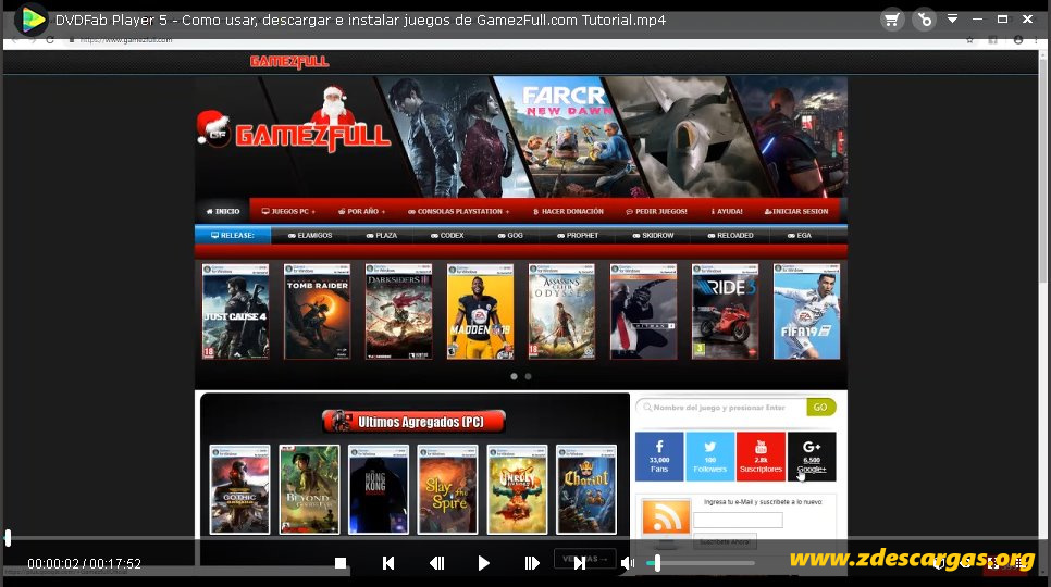 DVDFab Player Ultra Full Español