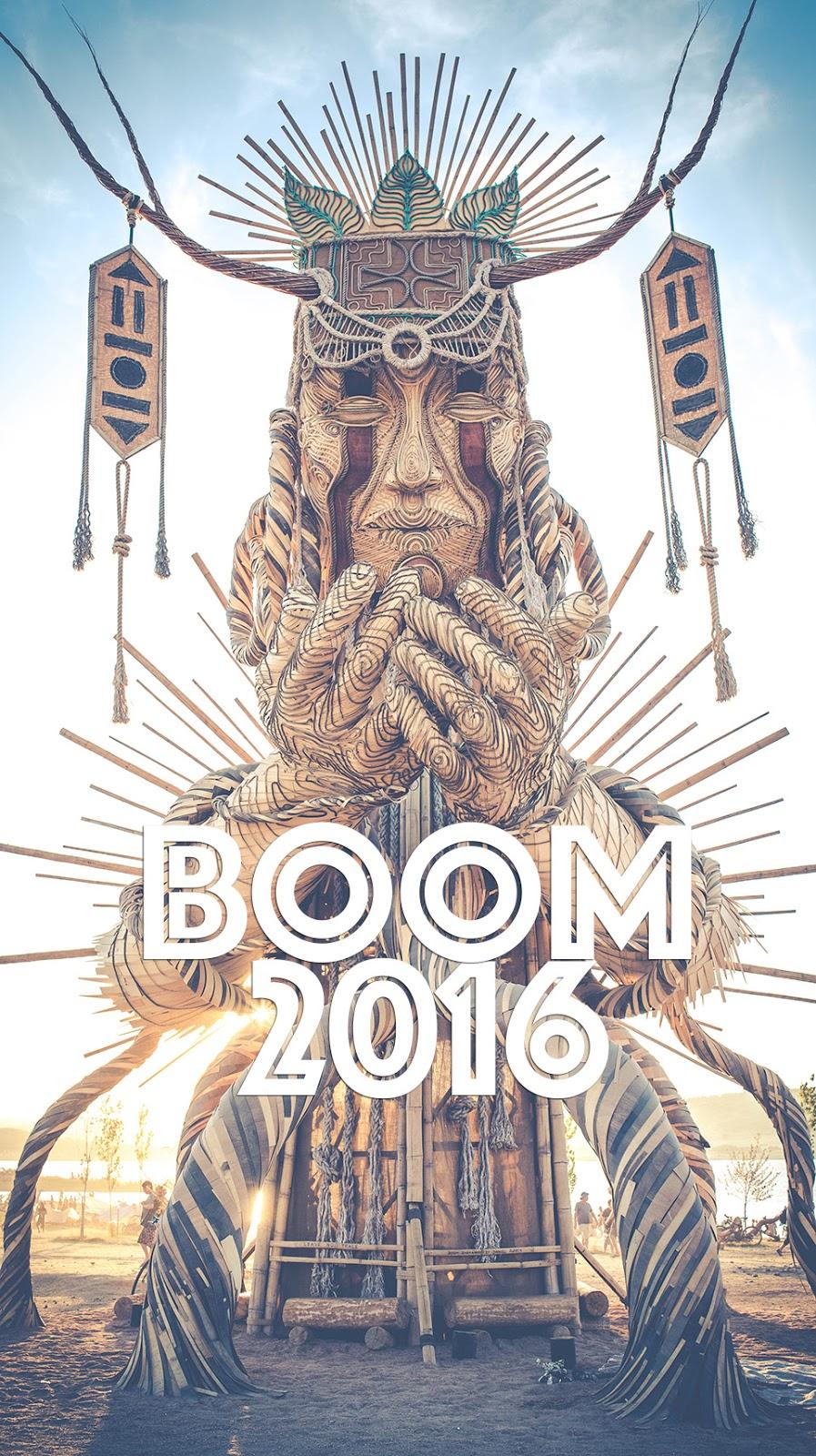 BOOM FESTIVAL 2016 Photos