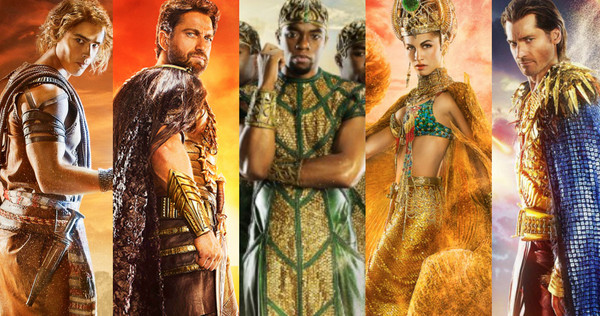 Image result for what was the budget for gods of egypt?