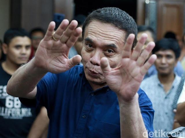 Pengadilan Tinggi Jakarta Vonis Gubernur Irwandi Yusuf 8 Tahun Penjara